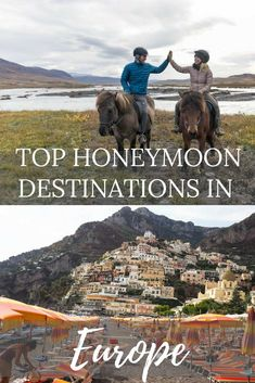 Where to Honeymoon in Europe Best Places To Honeymoon, Top Honeymoon Destinations, Honeymoon Style, Honeymoon Planning, Europe Destinations, Amazing Destinations, Honeymoon Ideas, Romantic Things To Do, Romantic Places