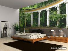 Wall Murals Columns