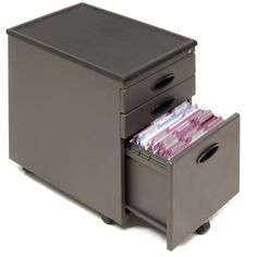Studio Designs Drawer File Storage Cabinet With 5 Casters - Pewter Studio 10 http://www.amazon.com/dp/B004B3DHJ8/ref=cm_sw_r_pi_dp_hMkIvb09N75WS