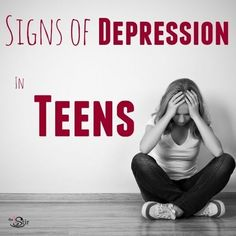 Signs of depression in teens -- plain old moodiness may not be to blame! Make sure with these red flags.