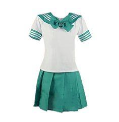 Nuoqi® Girl's Sweet Short Sleeve green Sailor Lolita Dress School Uniforms (S, CC81C) Nuoqi http://www.amazon.co.uk/dp/B011DPULVI/ref=cm_sw_r_pi_dp_as66wb02G7ACQ