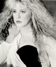 Stevie Nicks - Love her!  Sings about powerful women.  Amen!