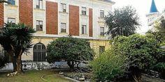 Las obras en el #jardín del Banc dEspanya se iniciarán el lunes