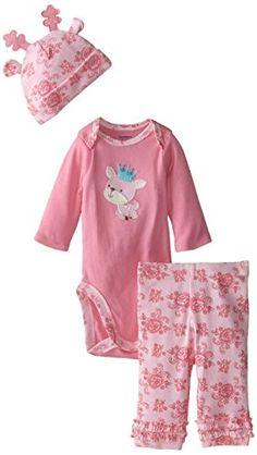 Gerber Baby-Girls Newborn 3 Piece Bodysuit Cap and Legging Set, Pink Deer, 3-6 Months Gerber http://www.amazon.com/dp/B00W7A5QMI/ref=cm_sw_r_pi_dp_FP1Bwb031ZTZP