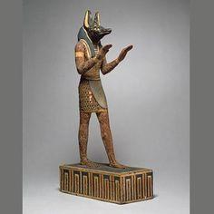 Photo of the day; The Jackal-headed God, Anubis, God of Death and Mummification. Egypt Travel, Anubis, Samurai, Death, God, Dios, Allah, Samurai Warrior, The Lord