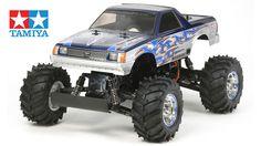 Tamiya 1:10 RC Mud Blaster II (WT-01) 2WD Monster Truck - https://www.modellbau-city.com/tamiya-1-10-rc-mud-blaster-ii-wt-01-2wd-monster-truck-300058514/a-181135/