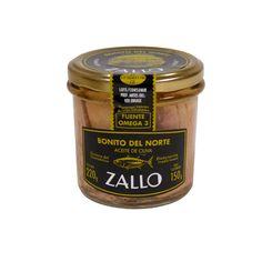 Lomos de bonito del Norte en aceite de oliva 220g 5,12€