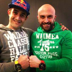 Evolo Watches Milano e' il nuovo sponsor ufficiale di Federico Sceriffo, campione di drifting