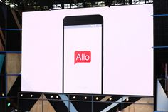 Google debuts Allo, an AI-based chat app using its new assistant bot, smart replies and more | TechCrunch