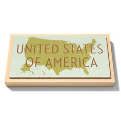 My design inspiration: United States Of America Blocks on Fab.