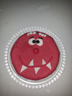 Petit monstre au chocolat
