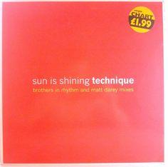 Technique - Sun Is Shining