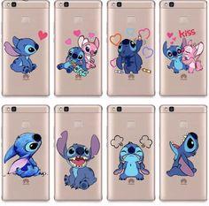 Cover Case Huawei Lite Plus 2017 Mate 10 Pr Stitch Coque Funda Carcasa Cute Iphone 7 Cases, Art Phone Cases, Cute Cases, Coque Samsung J3, Coque Iphone, Coque Huawei P9 Lite, 10 Year Old Gifts, Simba Disney, Telephone Samsung