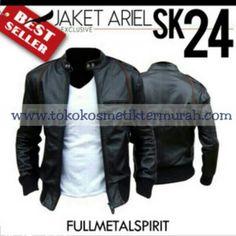 Saya menjual Jaket Kulit SK24 Ariel Series Exclusive seharga Rp125.000. Dapatkan produk ini hanya di Shopee! https://shopee.co.id/larisastore/8526932 #ShopeeID