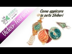 Le perline in pillole - Shibori Ribbon Green Waves - Agosto 2014 - YouTube