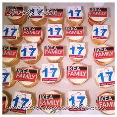 Cupcakes Ikea