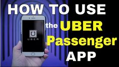 Uber Passenger App-How to Use The Uber App-Step-by-Step Tutorial Uber, Being Used, App, Videos, Apps, Video Clip