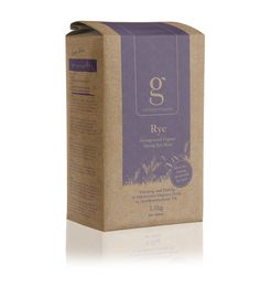 Gilchesters Organics | 100% Rye Flour Grown in Devon