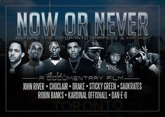 Before The 6: Now or Never Toronto Rappers & Hip Hop Music Documentary