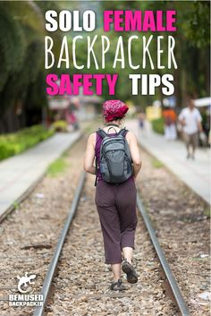 Expert safety advice for the independent solo female traveller.