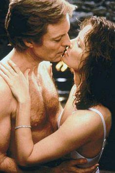 Jaclyn Smith, Richard Chamberlain w filmie Tożsamość Bourne'a (1988)