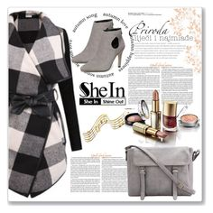 """SheIn 5."" by selmagorath ❤ liked on Polyvore featuring women's clothing, women, female, woman, misses and juniors"
