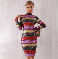 Color : Multi Color Material : Polyester, Spandex Style : Sexy & Club Season : Spring, Summer, Autumn, Winter The post Long Sleeve Backless Sexy Lace Luxury Club Dress appeared first on Power Day Sale. Plus Size Party Dresses, Club Party Dresses, Sexy Party Dress, Sexy Outfits, Sexy Dresses, Fashion Outfits, Cocktail Outfit, Cocktail Dresses, New Years Outfit