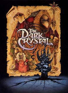The Dark Crystal (1982)  On another planet in the distant past, a Gelfling embarks on a quest to find the missing shard of a magical crystal, and so restore order to his world.