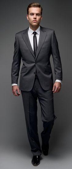 Suit. Groom.