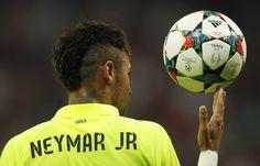 FanZentrale Neymar - UEFA Champions League - Bayern München 3:2...