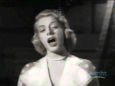 Rosemary Clooney - Blues In The Night (with lyrics)