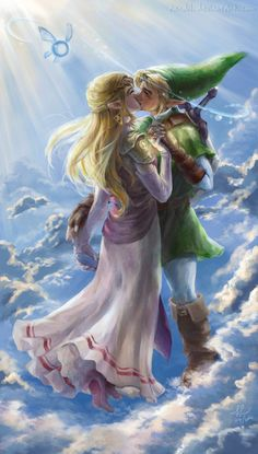 Last Dance by Nendil in The Legend of Zelda Fan Art