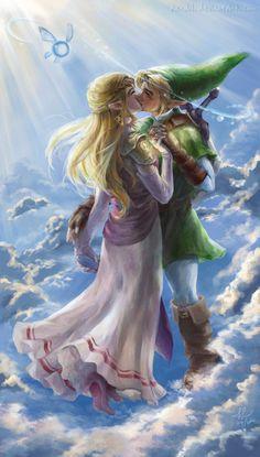 Last Dance by Nendil in The Legend of Zelda Fan Art