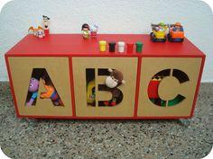 Jota Juguetes, juguetero. #madera, #wood. Día del Niño.