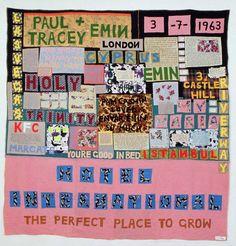 Tracey Emin, Hotel International (1993), © The artist, Courtesy White Cube