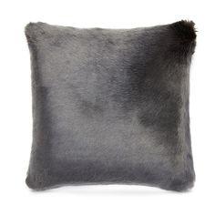 Etro Velair Moreau small faux fur cushion featuring polyvore, home, home decor, throw pillows, paisley throw pillows, multi colored throw pillows, multi color throw pillows, faux fur throw pillow and colorful throw pillows