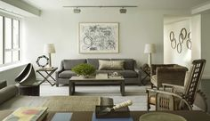 greige: interior design ideas and inspiration for the transitional home : Huniford Design