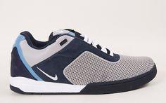 Nike Zoom Tre SB - pearl gray / white