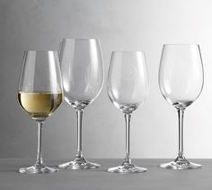 Schott Zwiesel Wine Glasses, Set of 6 | Pottery Barn