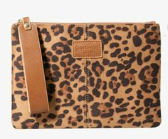 Animal print Stradivarius