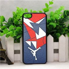 NIKE JORDAN 7 VII RED BLUE WHITE OLYMPIC IPOD TOUCH 6