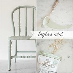 Miss Mustard Seed Milk Paint contains only 5 ingredients and is offered in 25 colors rich with depth & character. Miss Mustard Seed Milk Paint and Online Tutorials are available here at Lost & Found, your one-stop shop for paint and online workshops. Annie Sloan, Mint Green Furniture, Mint Dresser, Wood Dresser, Green Name, Furniture Wax, Furniture Refinishing, Milk Paint Furniture, Painting Furniture