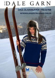 Søkeresultater for « Norwegian Style, Nordic Style, Jumper Patterns, Knitting Patterns, Alpine Style, Free Pattern Download, Ski Sweater, Vintage Ski, Ski Fashion