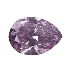 0.39 Carat, Natural fancy Pinkish Purple, Pear, SI2 GIA http://www.beckers.com/Detail.aspx?ProdId=905420=colordiamonds