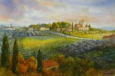 Tuscan Countryside – Roland Lee