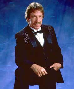 Chuck Norris Doesn't Age. But If He Did, He'd Be 74 Today... Happy Birthday, Chuck!  Check out 25 hysterical one-liners about the man himself.