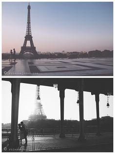 Quirky Paris Anniversary shoot | Rhianne Jones : Paris Photographer