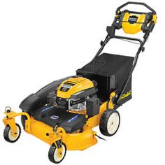 "Cub Cadet CC600 (28"") 195cc Electric Start Wide Area Self-Propelled Lawn Mower, model 12ACW62R710"