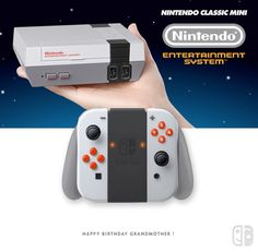 Check out these new NES Joy-Con controllers, fully functional with the Nintendo Switch and styled after Nintendo's first console
