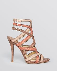 B Brian Atwood Sandals - Carbinia High Heel